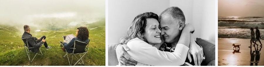 como encontrar pareja después de los 50 años